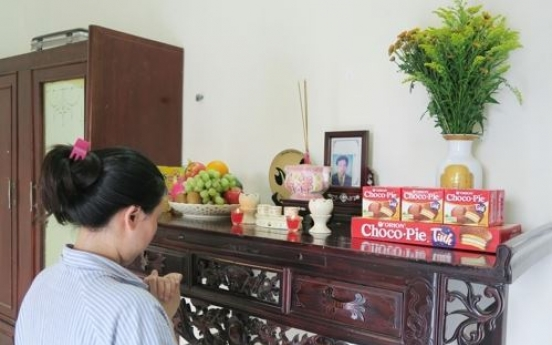 Orion's Choco pie sales in Vietnam surpass Korea for the first time