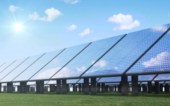 Korea raises renewable energy target to 30-35 percent by 2040