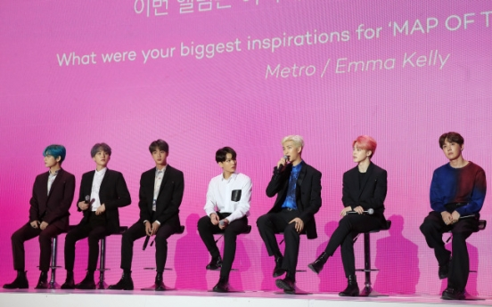 BTS becomes first Korean artists to top British chart
