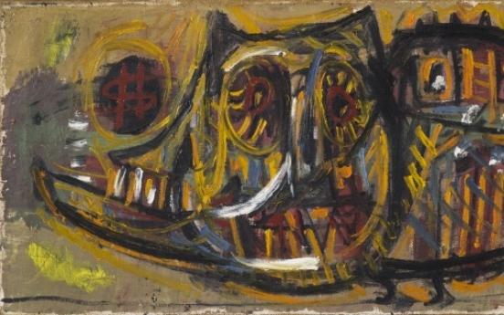 Asger Jorn's avant-garde art practices showcased at MMCA