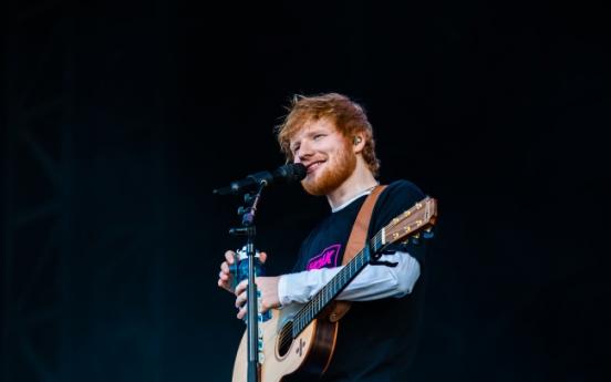 Ed Sheeran rocks Incheon