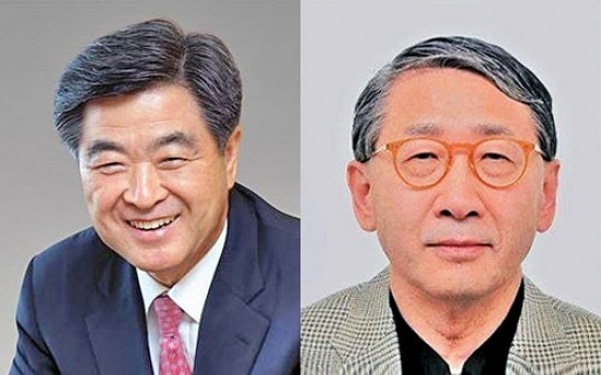 HHI Vice Chairman Kwon, ex-Ambassador Choi receive HUFS Awards