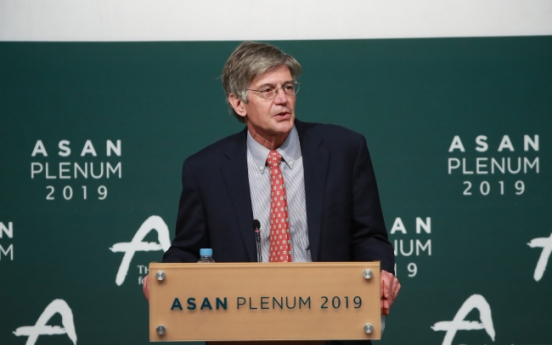 Denuclearization talks should go in steps, says former US Deputy Secretary of State