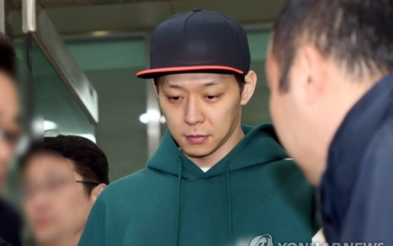 K-pop star Park Yoo-chun tests positive for drugs