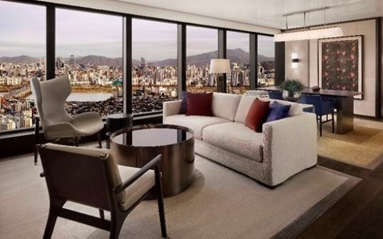 Grand Hyatt Seoul renovates suites