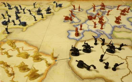 War game envisions Korean Peninsula as one of major WWIII theaters