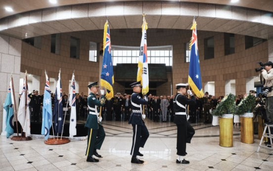 [Diplomatic circuit] Australia, New Zealand embassies commemorate Anzac Day
