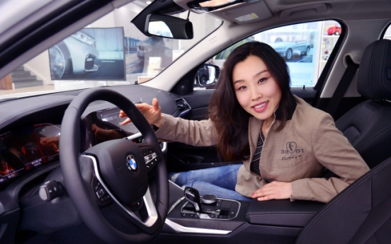 [Herald Interview] 'To me, a car is just one of many designs'