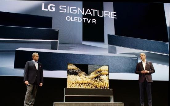 LG Electronics Q1 net profit down 21% on lackluster mobile biz