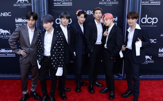 BTS wins third Top Social Artist prize at Billboard Music Awards