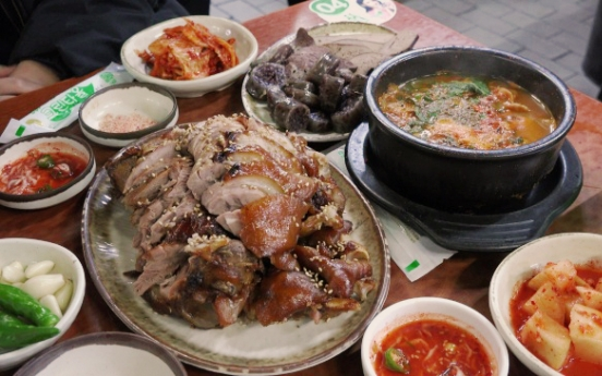 [Seoul Food Alley] Discovering Gongdeok Market's 'food alleys'