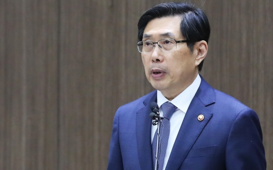 [Newsmaker] Justice minister urges prosecution and police to end judicial reform dispute