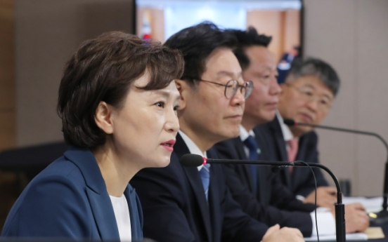 Ministry unveils final new town project to add 110,000 homes in Seoul area