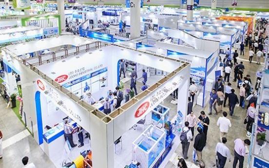 Korean environmental exhibition wins international acclaim