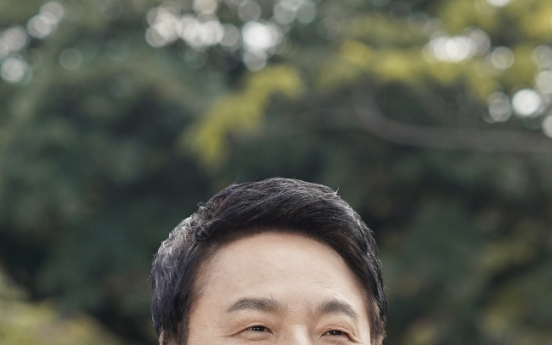 [Herald Interview]  Jeju strives to be global benchmark with carbon-free project