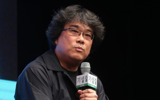 Bong Joon-ho's oeuvre to be screened ahead of 'Parasite' release