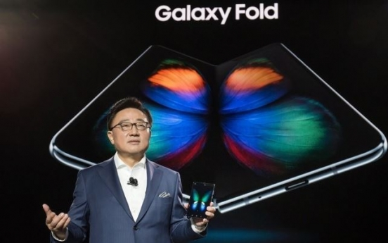 Samsung CEO confirms imminent launch of Galaxy Fold after fixing flaws