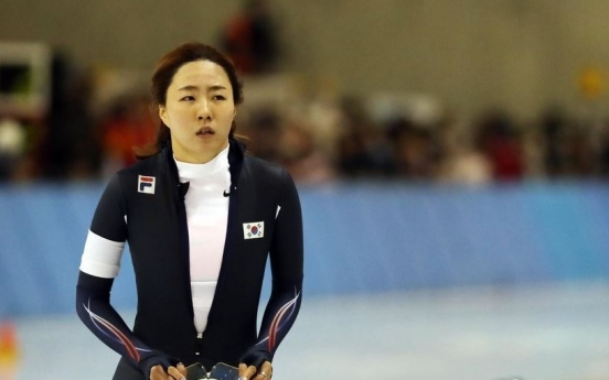 [Newsmaker] Two-time Olympic speed skating champion Lee Sang-hwa announces retirement