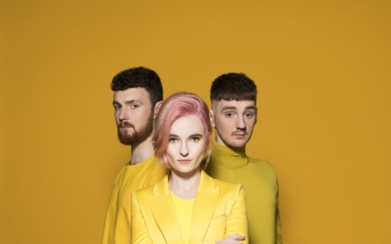 [Herald Interview] Clean Bandit supports 'expandability' of Seoul Jazz Festival