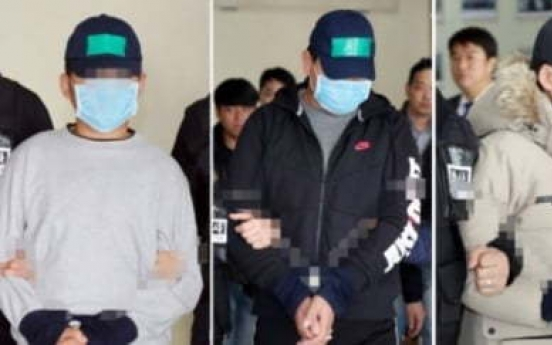 Middle schoolers to receive jail term for bullying classmate to death