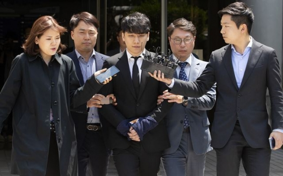 [Newsmaker] Burning Sun scandal probe ends without much