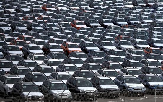 Korean car industry relieved over Trump's delay on car tariffs