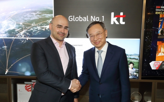 KT to enhance partnership with Russia's biggest telco