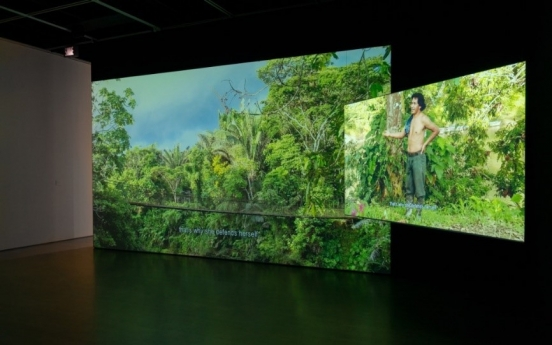 'The Island of the Colorblind' looks at relationships in contemporary world