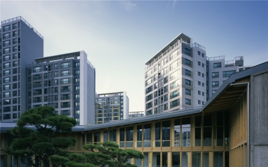 [Diplomatic Circuit] Swiss Embassy opens hanok-inspired building in Seoul