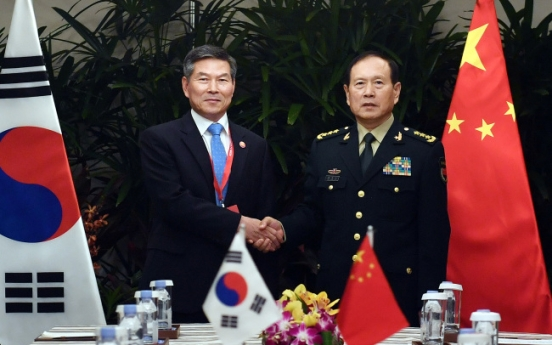 South Korea pushes for bilateral talks with Japan, China
