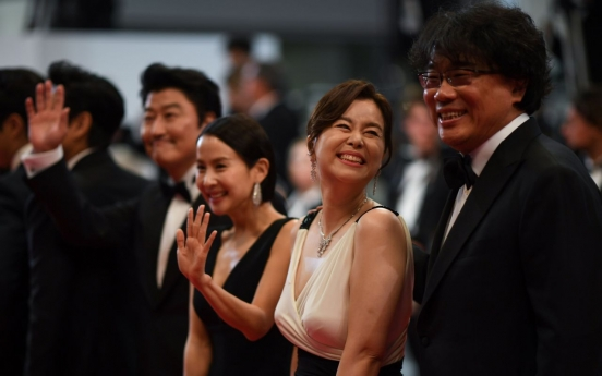 Director Bong Joon-ho: stairs are a key metaphor in 'Parasite'