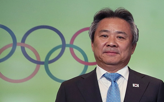 S. Korean Olympic chief nominated for IOC membership