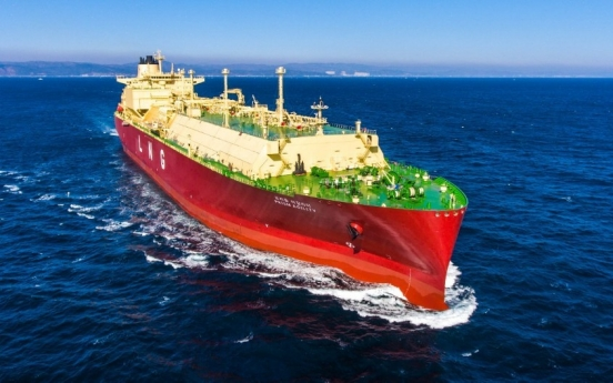 Hyundai Heavy Industries wins two LNG vessel deals worth $390m