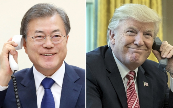 [Newsmaker] Diplomat accused of leaking phone conversation between Moon, Trump