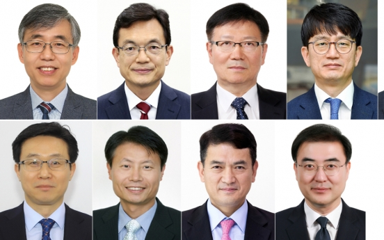 [Newsmaker] Moon replaces vice foreign, unification, defense ministers
