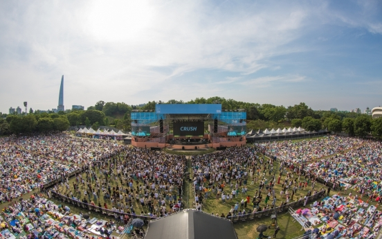 Jazz festival takes over Olympic Park