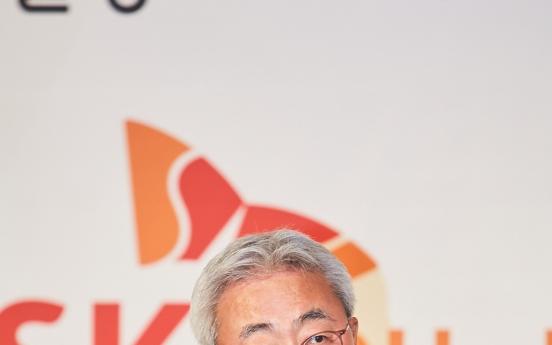 SK Innovation brushes off LG Chem suit, pushes for battery biz