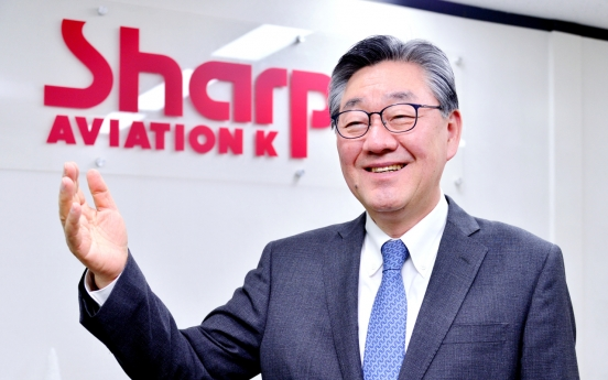 [Herald Interview] 'MRO market crucial for future of South Korea's aviation industry'