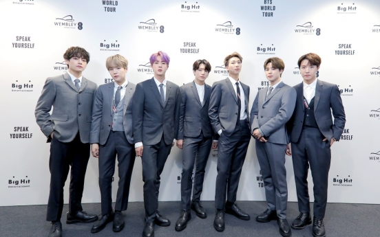 Q&As from BTS' press conference at Wembley