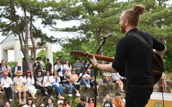 Outdoor music festivals to rule summer