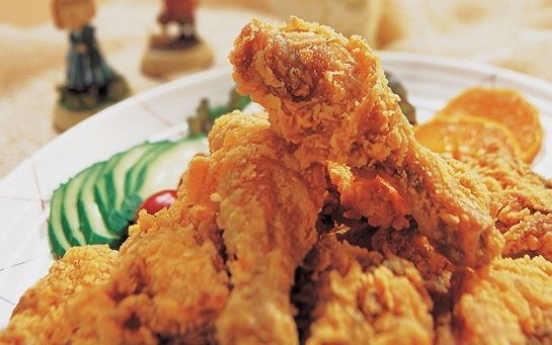 No. of fried chicken stores dwindle at faster pace