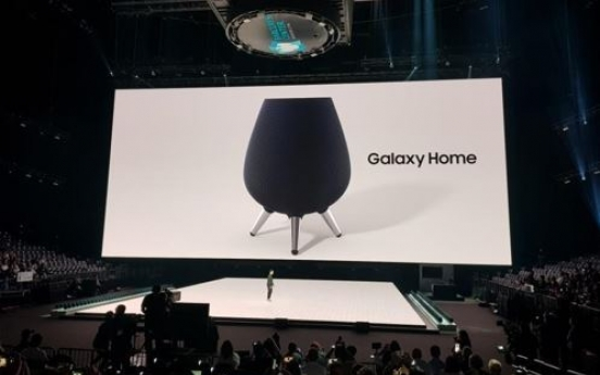 Samsung CEO says Galaxy Home to be launched in Q3
