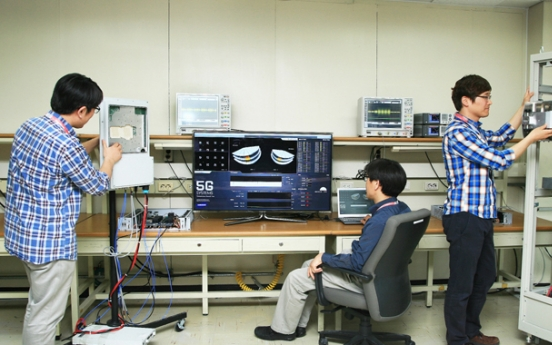 Samsung starts 6G network research at new center