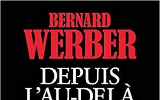 Bernard Werber visits with 'Death'