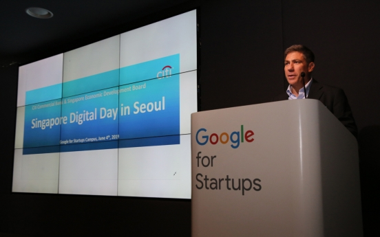 [Photo News] Citibank Korea hosts Singapore Digital Day in Seoul