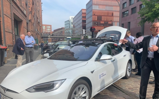 [From the Scene] Hamburg on mission to digitalize urban mobility