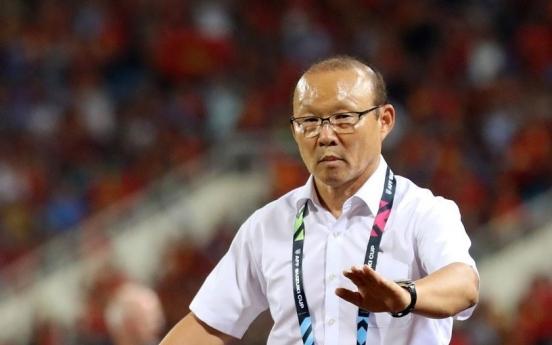 박항서의 베트남, 후반 '극장 골'로 태국 꺾고 킹스컵 결승행