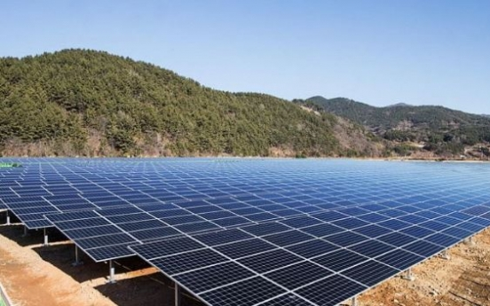 S. Korea lags behind advanced nations in energy transition: WEF
