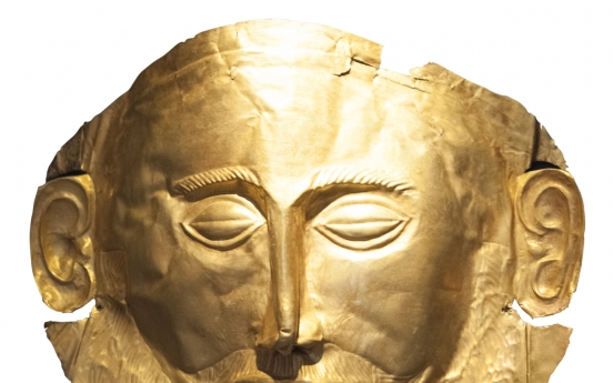Ancient Greek artifacts travel to Seoul