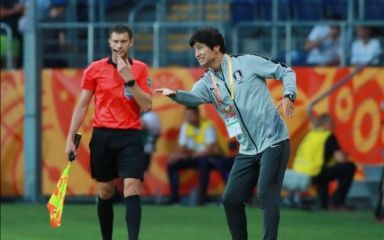 Historic final berth 'an upgrade' for S. Korean football: coach